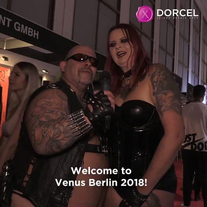 Welcome to Venus Berlin 2018 🇩🇪 with & ! VPnxQu3WKJ