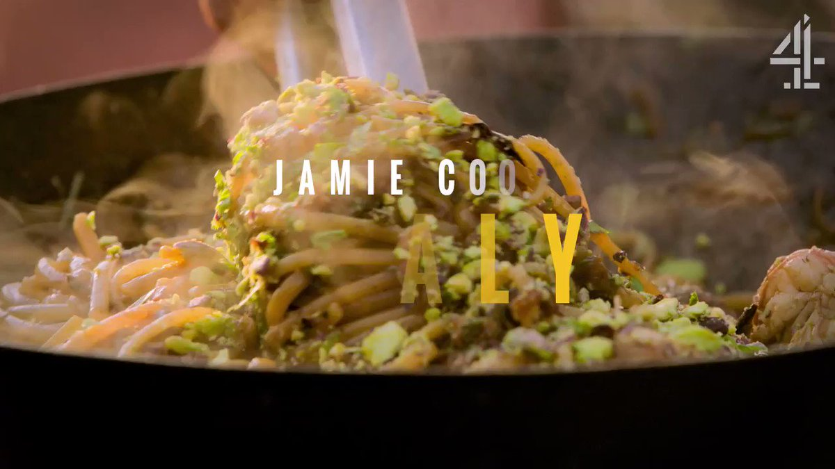 Don't let Jamie's tuna & prawn linguine recipe pasta you by... ???? https://t.co/15TEXKrt3g https://t.co/hFGredYgSh