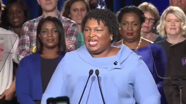 .@staceyabrams is #MadeForNow ???? GA, Every vote counts. #staceyabrams #GAGov #staceyabramsforgovenor https://t.co/k0BKxY7dJ4