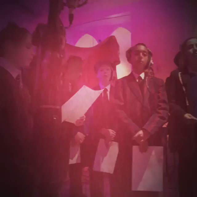 A Glimpse of Things to Come..,.......... ???????????? Tiffin's Childers Choir! ???????? #music #magic #mirwais #mikedean https://t.co/DCM1h3Gyso