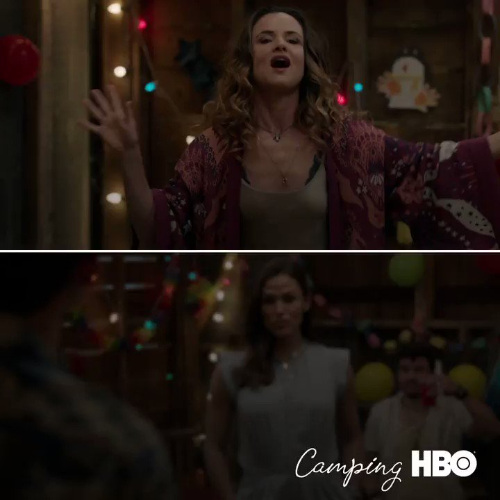 Episode 7 of #CampingHBO is on now. Who's watching? https://t.co/XylsANvaWu