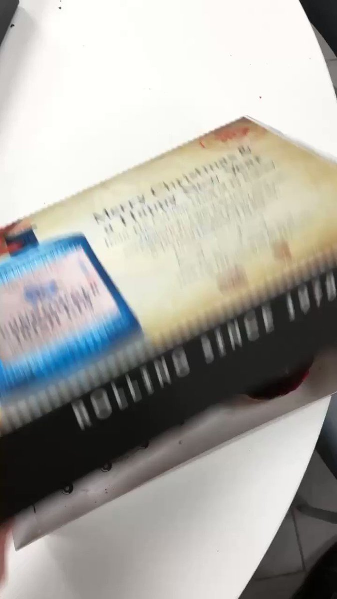 Shoutout to @SHEDDISTILLERY for dropping in these donuts to us! #donuts #sheddistillery #obrienswine https://t.co/phgt2nMGxZ