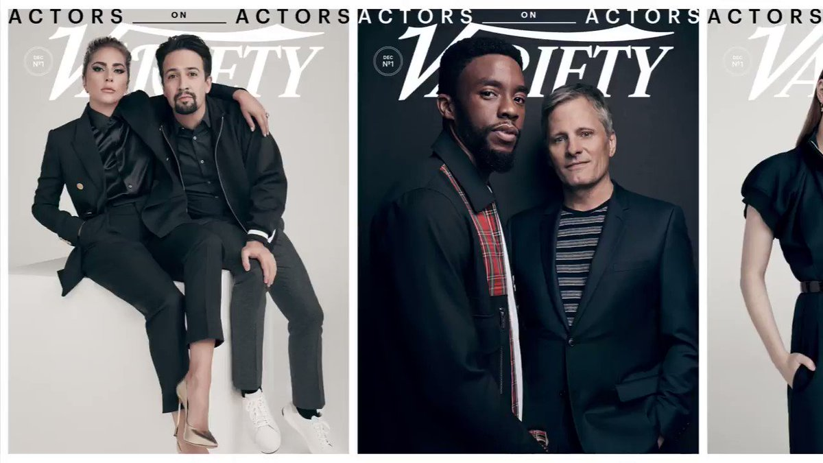 RT @Variety: Ready, set, Actors on Actors | #ActorsOnActors sponsored by @AmazonStudios https://t.co/bKetl6hMM0 https://t.co/1SjbWawmet