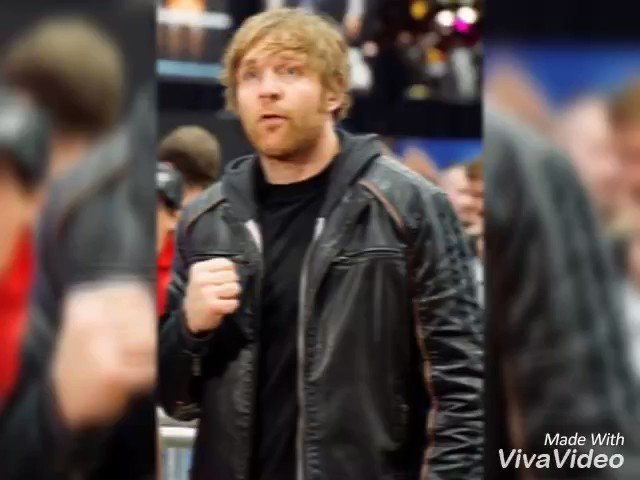 Happy 33 birthday Dean Ambrose