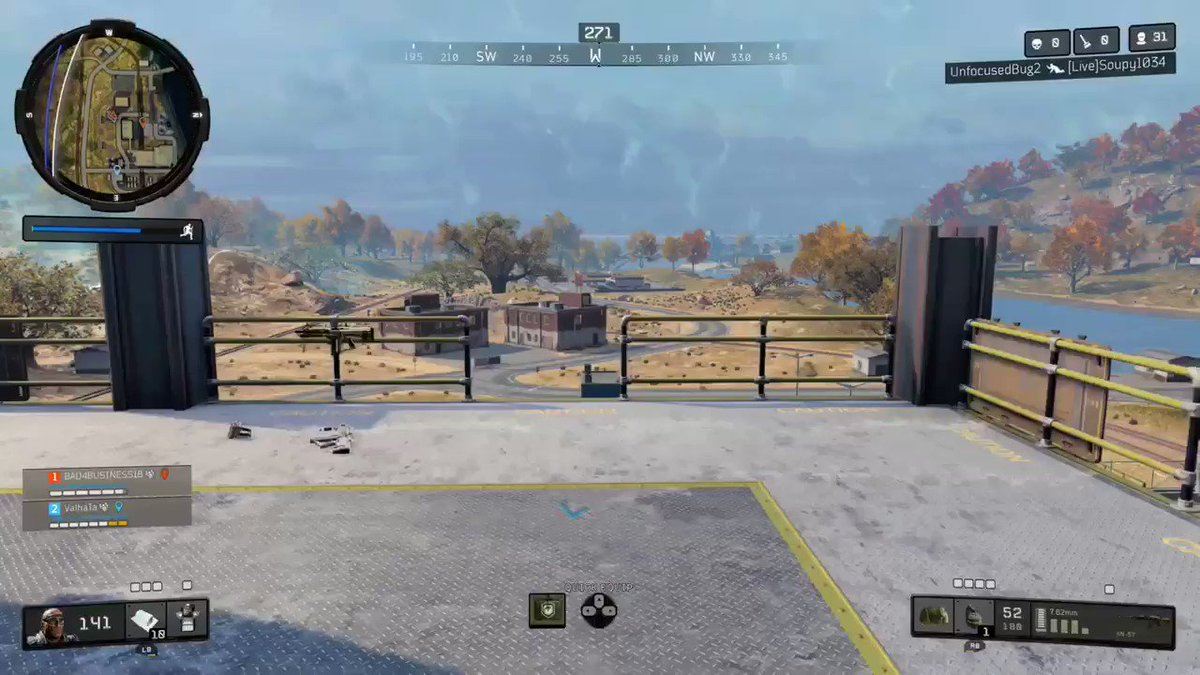 I'm got some game in #Blackout ! Watch till the end at the way this dude goes out. @CallofDuty https://t.co/Cg2p8pZb8Q