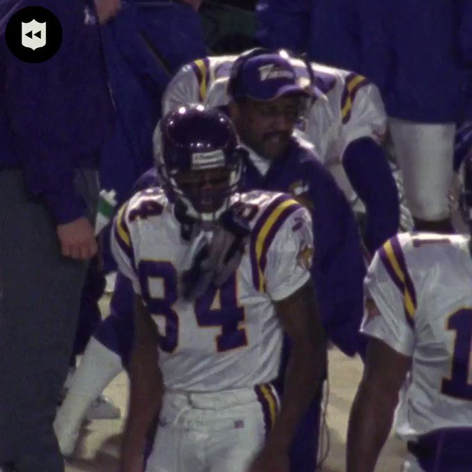 Happy birthday, Randy Moss.   Remember: tails never fails