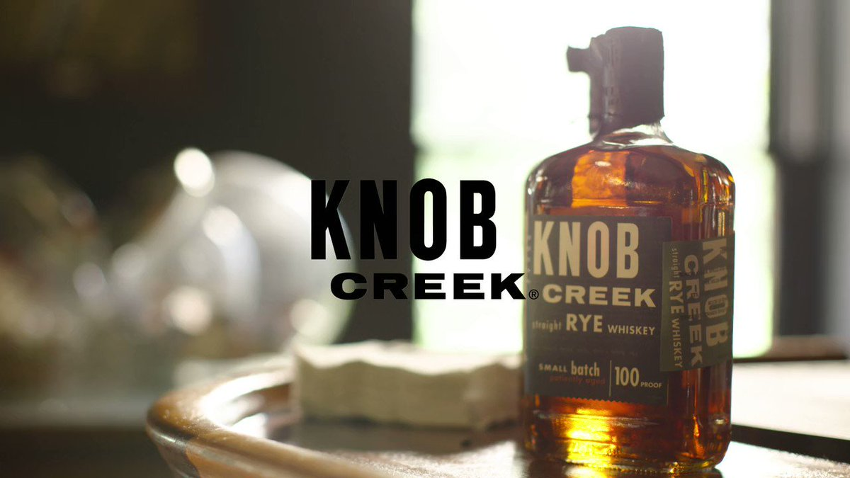 Knob Creek: Twitter | The Cocktail Project