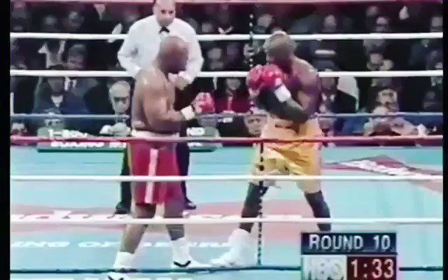 HAPPY 70TH BIRTHDAY TO GEORGE FOREMAN