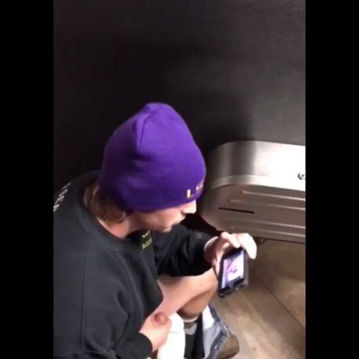 Follow, rt and like for more videos 👍🏻  #gay #faggot #sissy #penis #cock #dick #cum #cumshot #bareback #exposed #leaked #hairy #booty #balls #snapchat #snap #amosc #kik #az #celeb #swallow #horny #huge #spy #hidden #restroom #public #toilet #straight