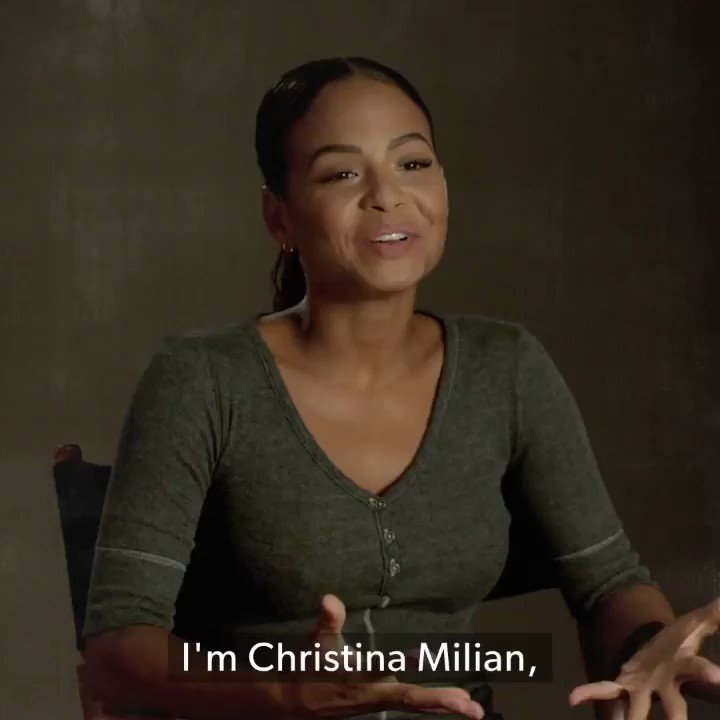 Meet Christine Parks in the Season 2 @theoathcrackle streaming feb21st https://t.co/qh40eBMiVA