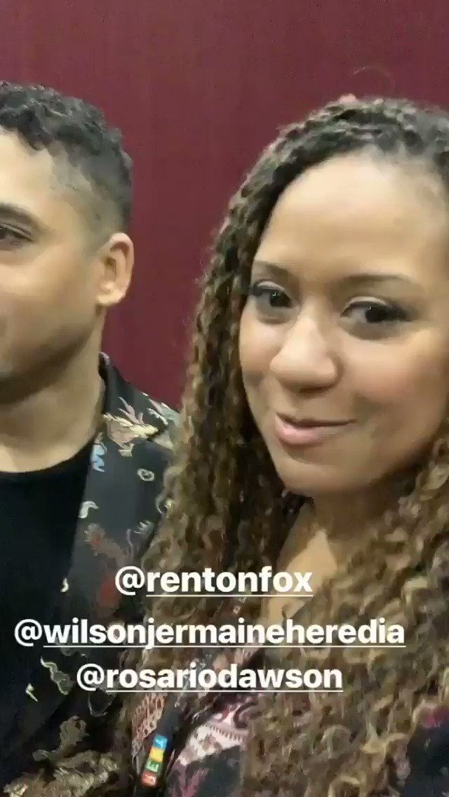RT @detcoravasquez: this is honestly one of the best parts of tonight @rosariodawson @traciethoms #RENTLive https://t.co/WliNvDPSZK