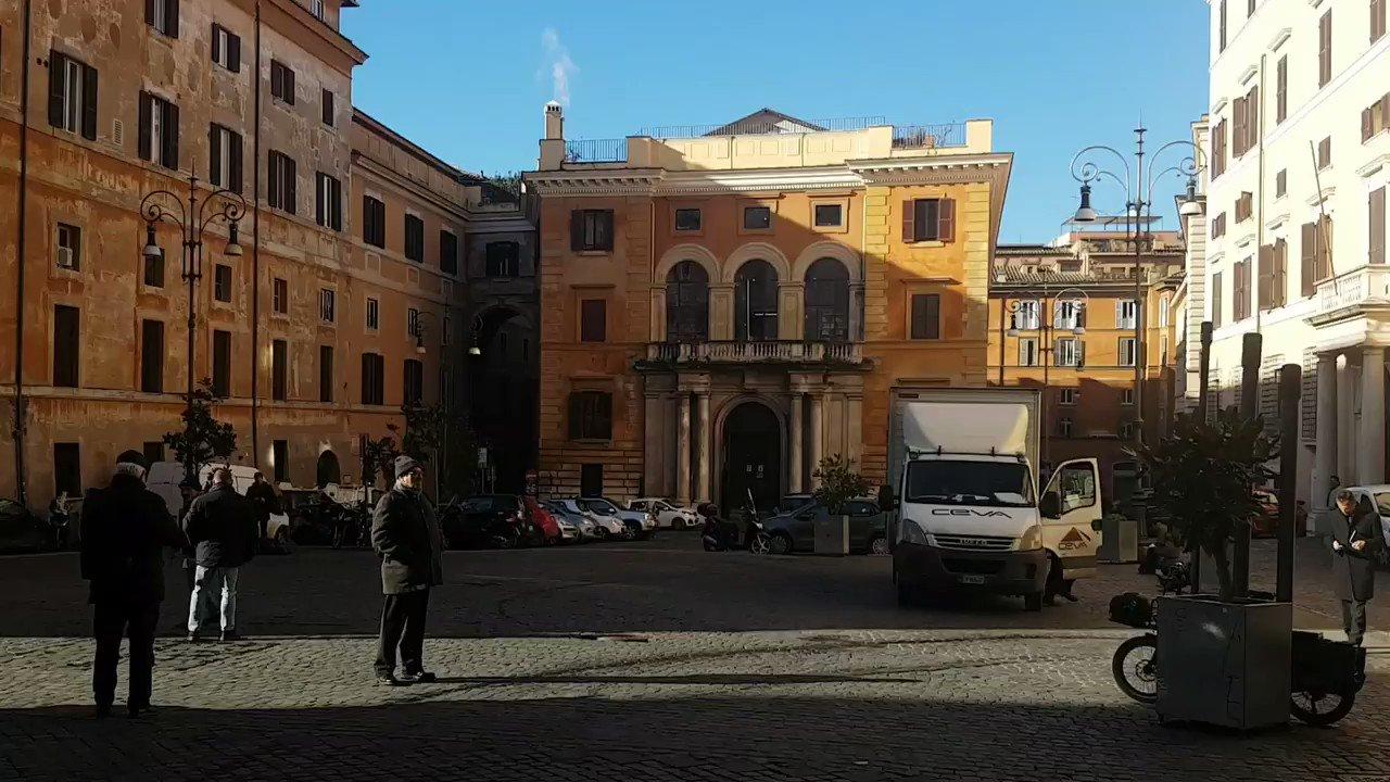 #FPAreport2018 Nel centro di Roma, una #location d'eccezione per presentare l'Annual Report di FPA. @FPAsocial @Carlomochisis @RangoneAndrea @Digital360Group https://t.co/UIrnJDAmdK