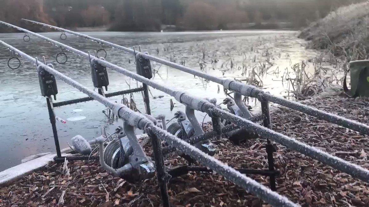 Cold one this Morning #carpfishing #fishing #<b>Blank</b> https://t.co/uui5dCXLZ7