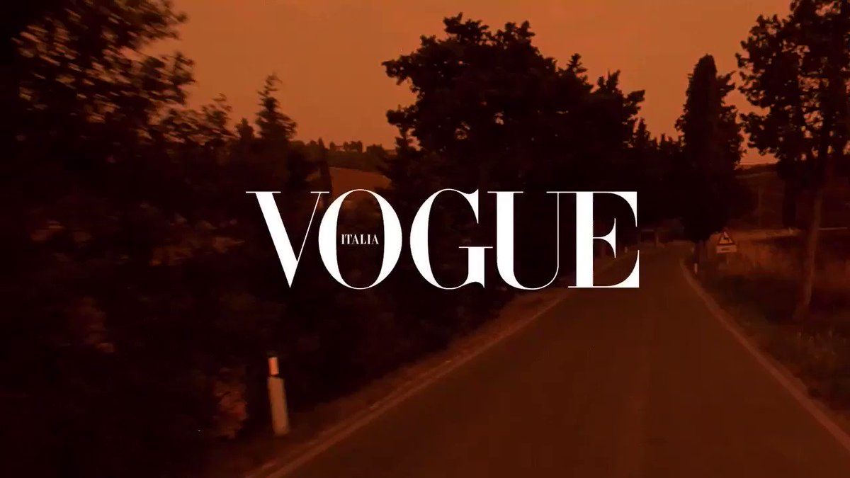 coming soon @vogue_italia https://t.co/wrfvNEdTxA