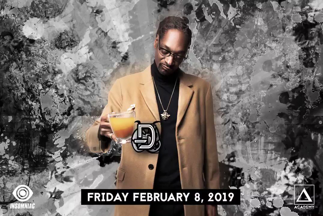 doin it for the hometown this weekend at @academy__la  ????????  come catch me DJ SNOOPADELIC on the decks Fri. Feb 8th!! https://t.co/g0v4c0xfAj
