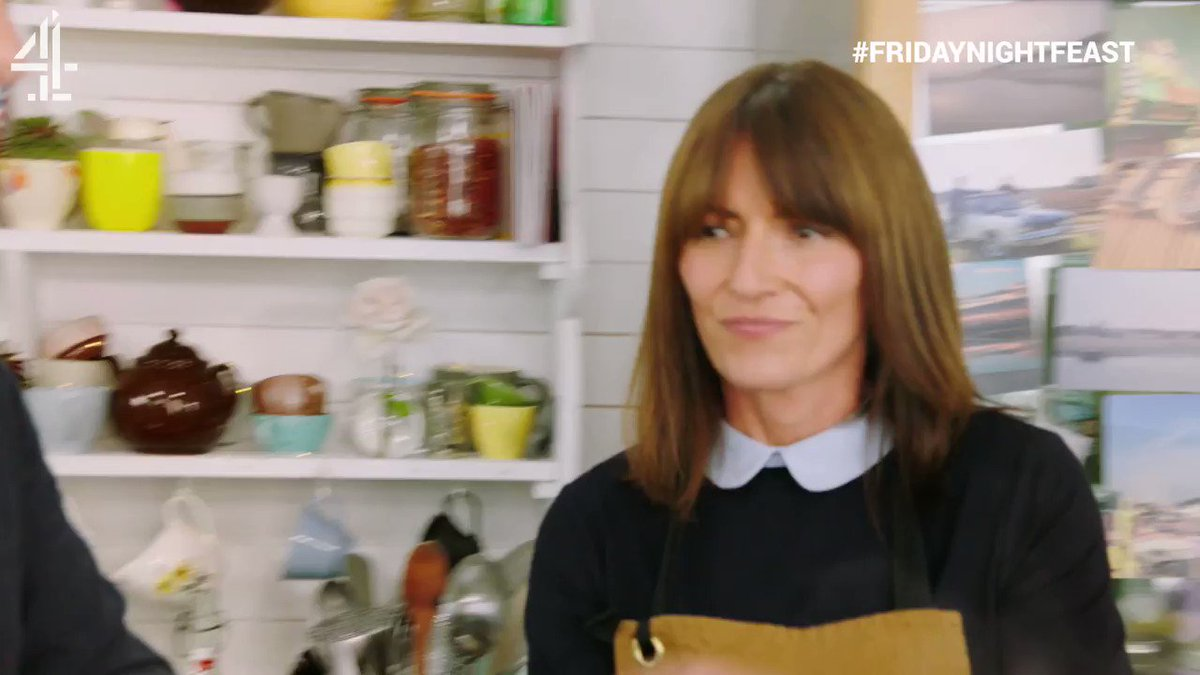 ???? Mouli, madly, deeply do ???? #FridayNightFeast https://t.co/aEKd5lmXG6