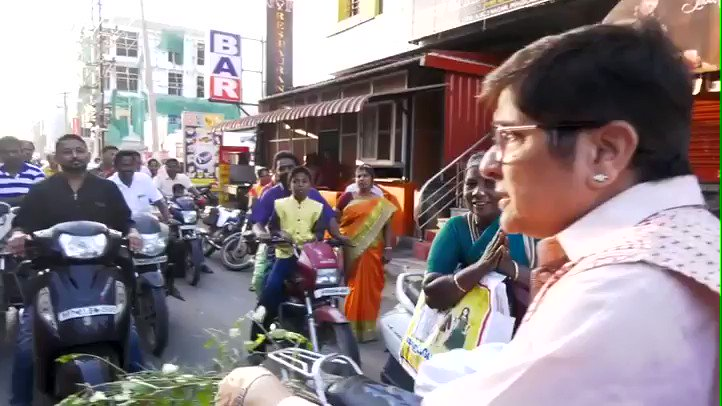 When there's no culture of wearing a helmet in Puducherry and its CM keeps stalling enforcement & every 3rd day there's a fatal accident, due to non wearing of a helmet,where does one begin?Giveup or take it in one's own hands as well,alongside challenging enforcement agencies?