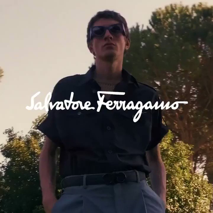 The men's cast for #FerragamoSS19 #Patchworkofcharacters https://t.co/5QgNLLzXtP https://t.co/SdWRhcDH7x