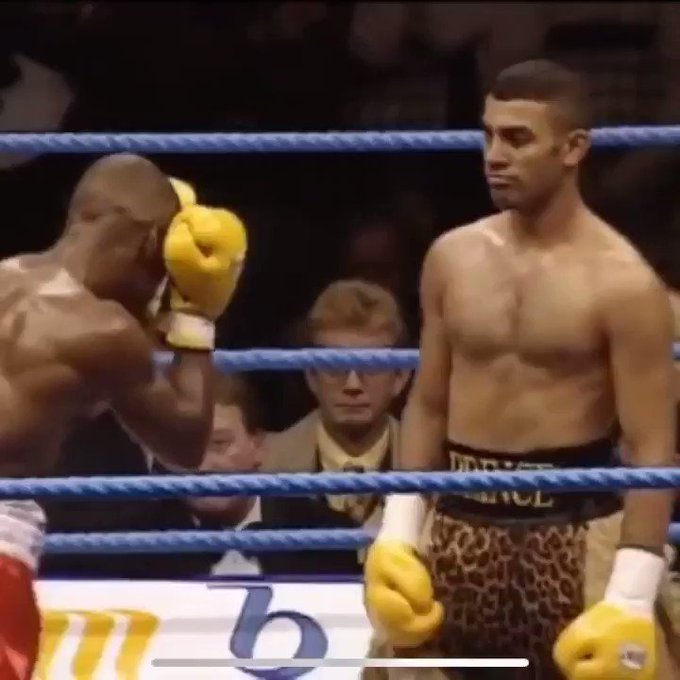 Happy 45th birthday to Prince Naseem Hamed!