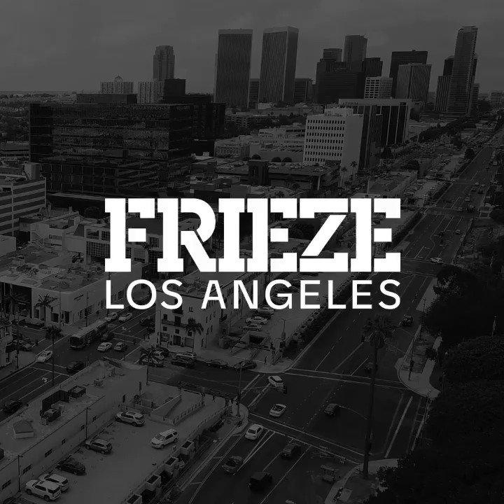 The role of an artist... #FriezeLA https://t.co/uXqSHyAZhA