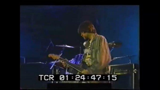Happy birthday, Kurt Cobain! Thank you for your beautiful soul.