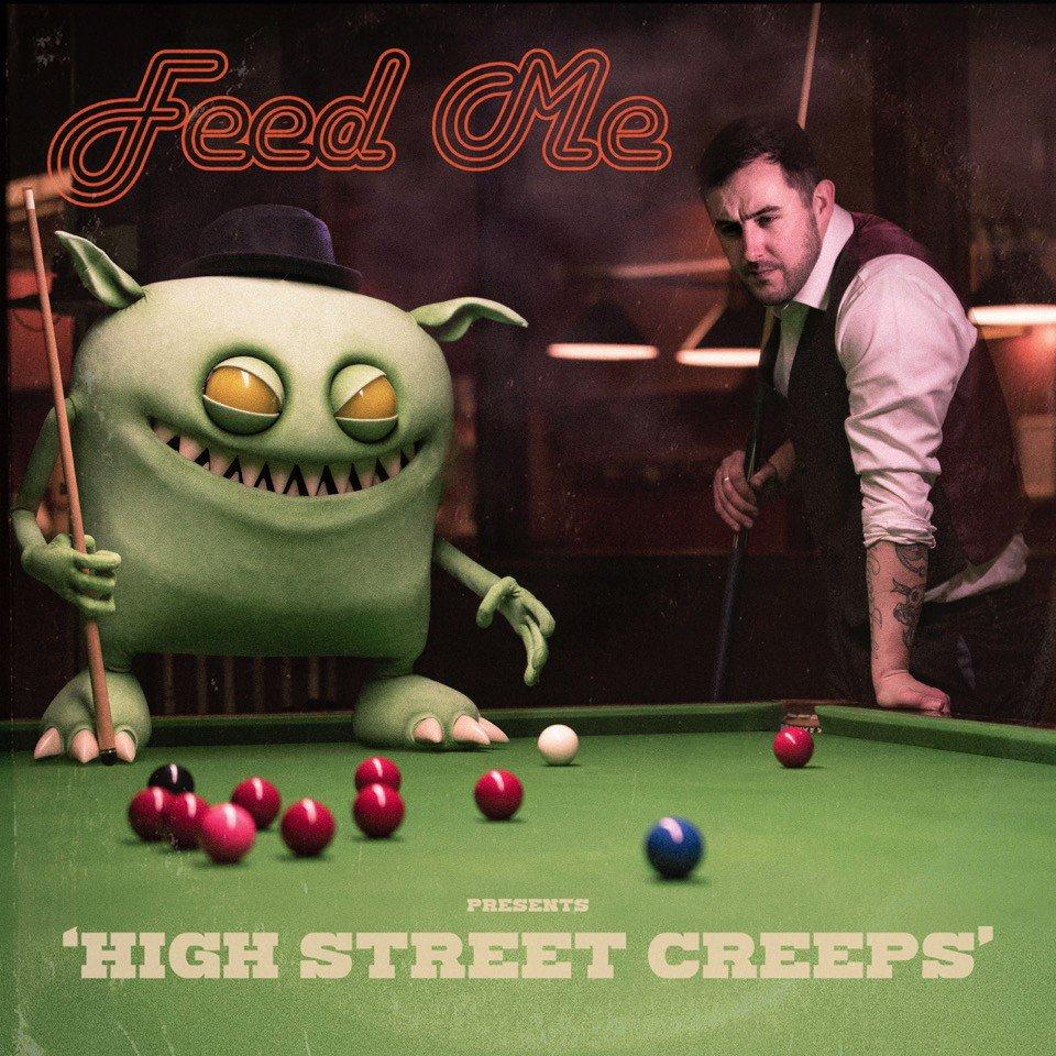 RT @mau5trap: here ya go horde.. new @feedme album is here ~ https://t.co/VgqU2wTLQ5 https://t.co/4qcoXgbWEi
