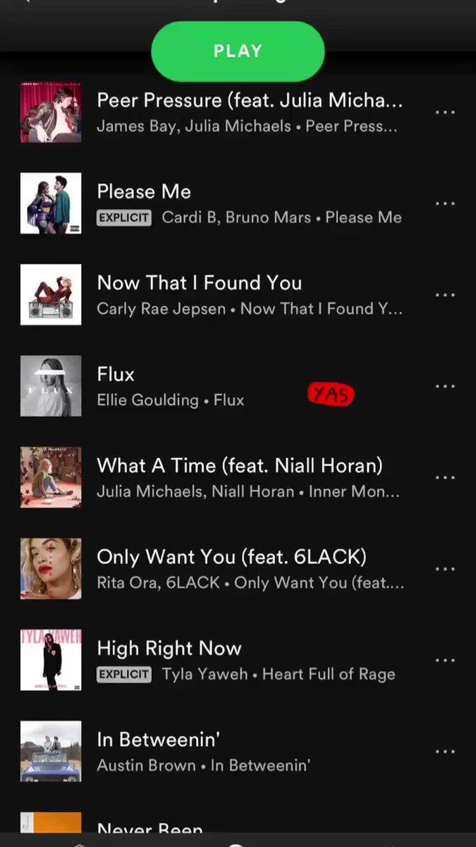 'Flux' in Pop Rising. Thank you @spotify https://t.co/edR4WwDy4C https://t.co/4hWo68je5J