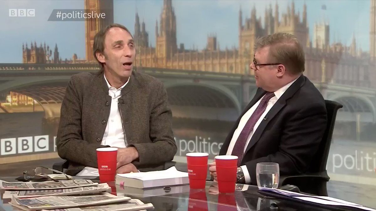 As fifty four year old Tory MP & former government minister, Mark Francois, is inexplicably trending, I thought now would be an opportune moment to watch his rather embarrassing encounter with Will Self again.   #MarkFrancois