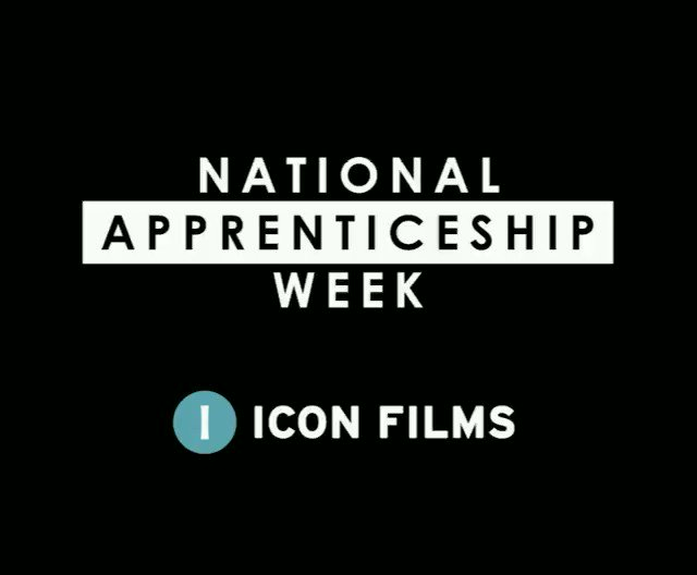"""""""It's a great opportunity to learn and earn"""". Luke started with Icon Films as an apprentice 6 years ago and is now our Media & IT Assistant. Hear about the most memorable moments of his apprenticeship. #NAW2019 @Apprenticeships #BlazeATrail #NewTalent https://t.co/Ou5EIURQiv"""