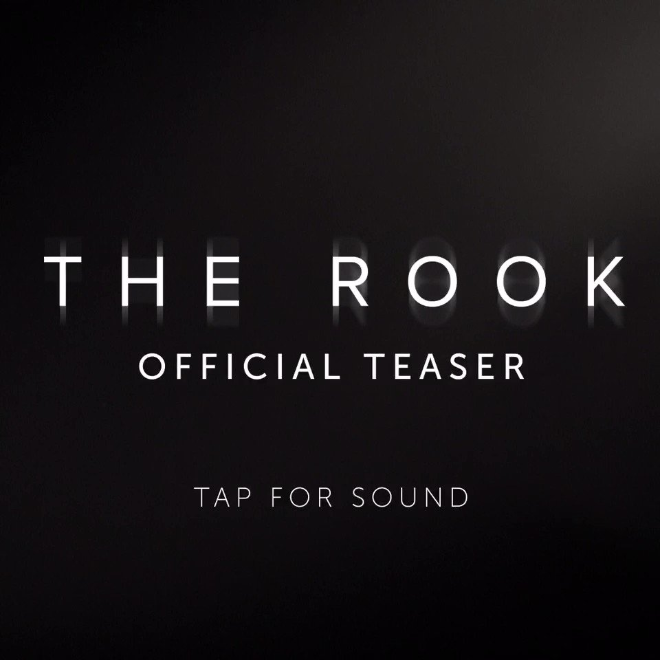 #TheRook This Summer @TheRookSTARZ https://t.co/kIxOYbdARX