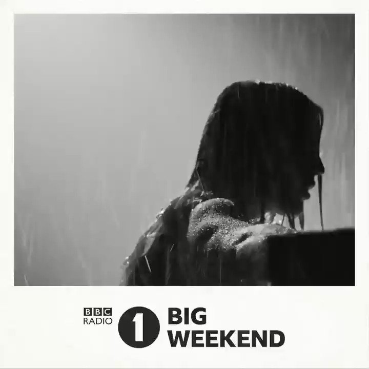 So so happy to be performing at @BBCR1 Big Weekend ???? hopefully won't be raining ???? https://t.co/IetaIhhHxO