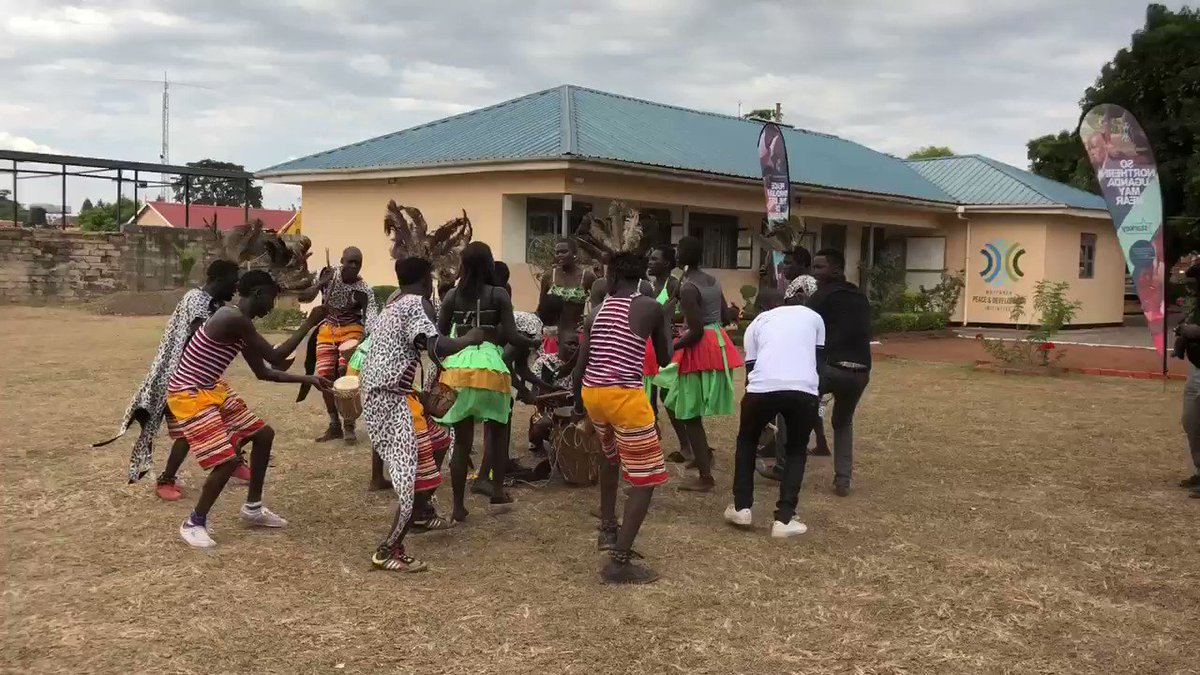 It always feels so good to be in Acholi, #Uganda ! https://t.co/IgD9QyTSoP