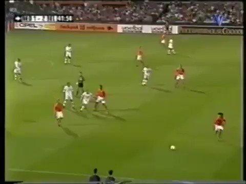 Happy Birthday Edgar Davids  vs Belgium, 1999