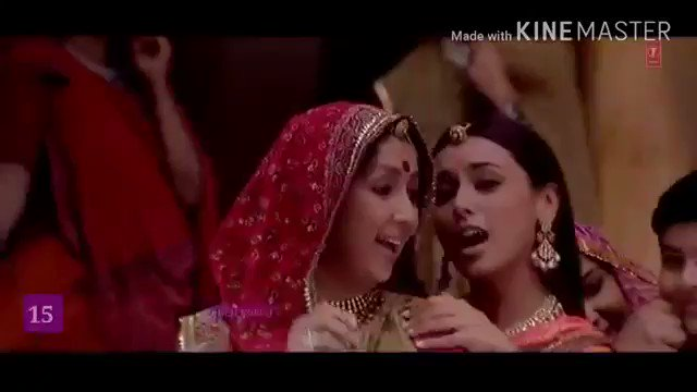 Happy Birthday Rani Mukerji!!!   In her honor, here s a short movie evolution of some of her films