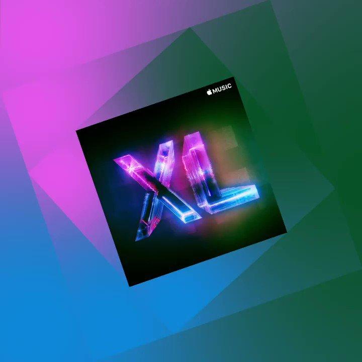 #danceXL https://t.co/CceelGPxJu cc: @AppleMusic https://t.co/h3WFrqClQv