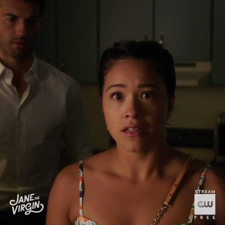 RT @CWJaneTheVirgin: Is that...? The final season of #JaneTheVirgin begins Wednesday at 9/8c on The CW! #GoodbyeJane https://t.co/VxjvfX9EVy