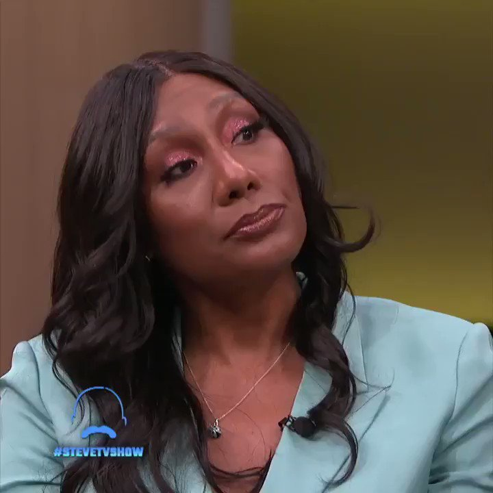 RT @SteveTVShow: The incredible @tonibraxton opened up about her health struggles. #stevetvshow https://t.co/tRnKpRSSCt