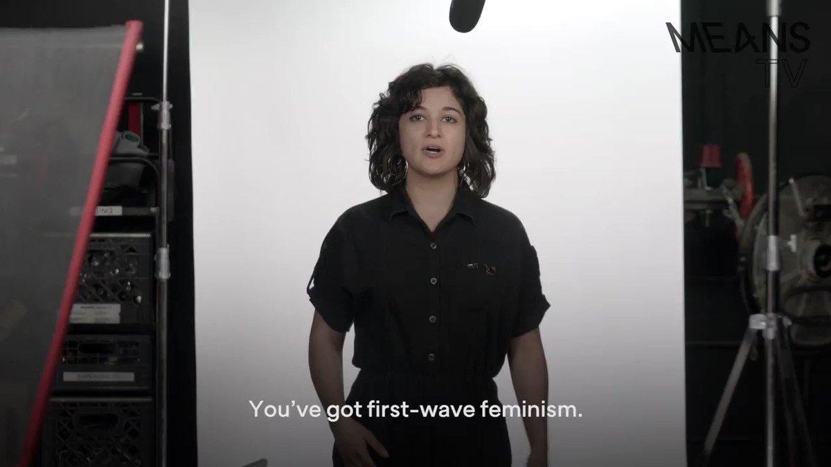 RT @means_tv: What is socialist feminism?  Sara June explains ???? https://t.co/E9YYMg2Cul