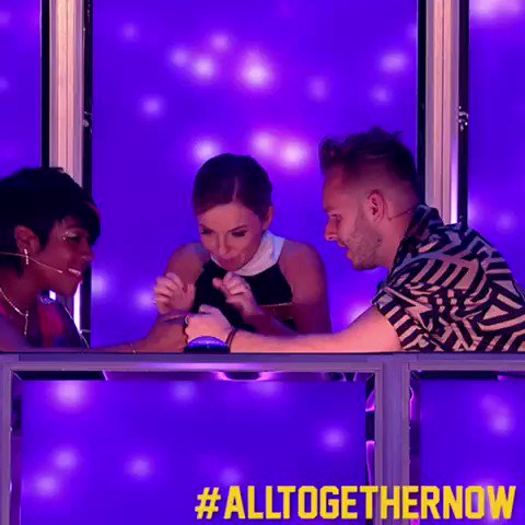 Good luck to all the finalists tonight!! @alltogethernow @BBCOne ???????????? https://t.co/1qxe5qPr2c