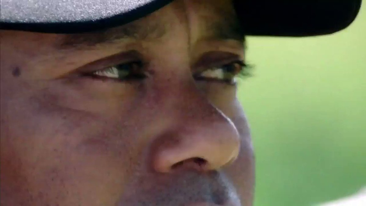 RT @Nike: Never stop chasing your crazy dream. #justdoit   @TigerWoods https://t.co/q9OV6oGLDN