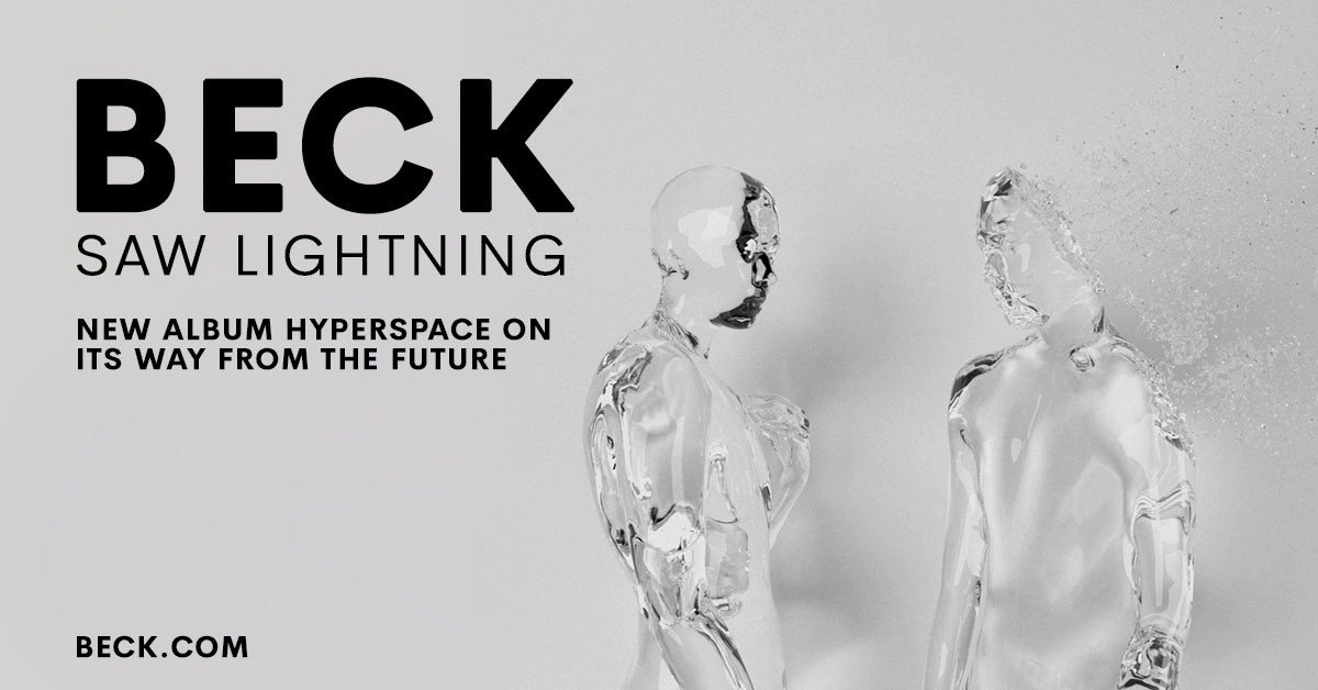 SAW LIGHTNING by @Beck out now ⚡️ https://t.co/0vgKiuxY5h https://t.co/9xnJHZGZqo