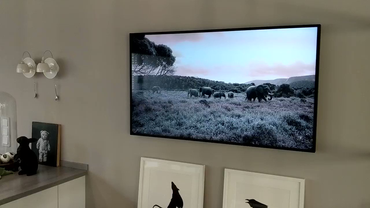 The TV in my parents' kitchen runs @FlutterDev and displays family pictures 🖼 It also acts as a smart home display - e.g. notifies about incoming calls and displays the caller's profile picture (for known contacts - otherwise reverse phone no lookup). My mum loves it 😆 #Flutter https://t.co/InvM8pBEO2