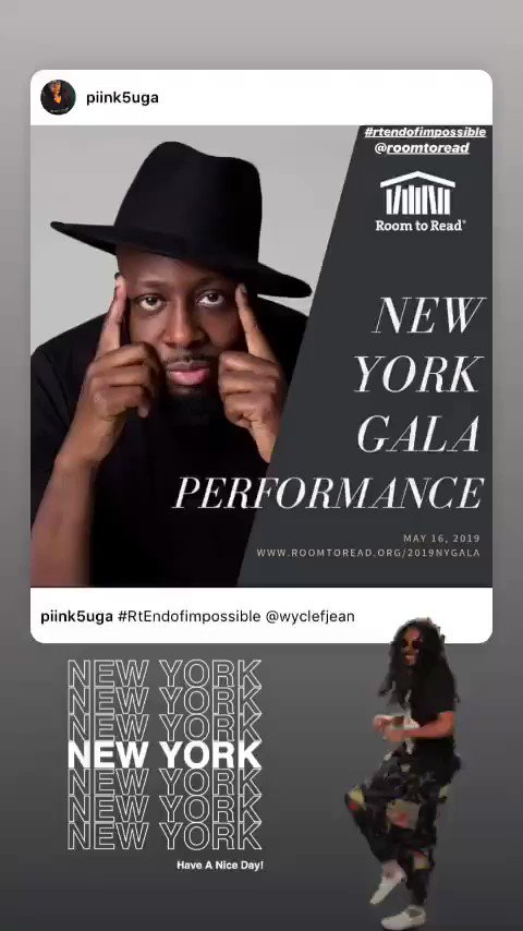 Can't wait for the vibes at the New York Gala !!!!  Comment if you will be attending!!! https://t.co/wcGbZh6ef8