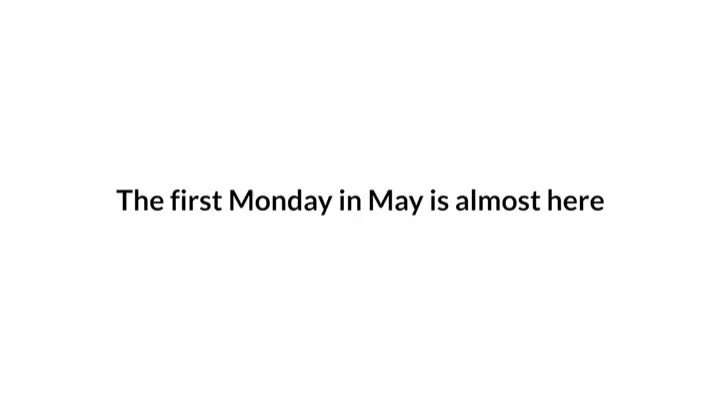Monday is coming... https://t.co/a0xks1bvrK