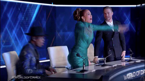 I have a feeling we're all gonna be out of our seats for most of the @NBCWorldofDance finale TONIGHT!!!! ???????????????????? https://t.co/D9w1wrlHFy