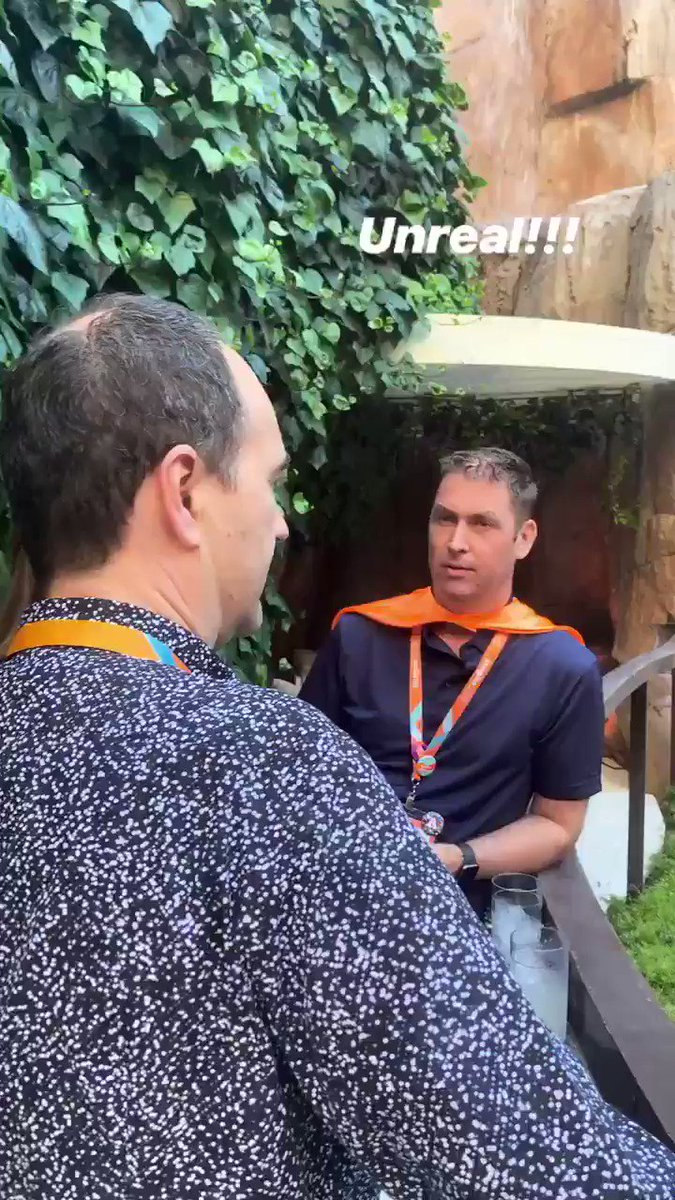 Creatuity: Omg! This is so beautiful. Be on the lookout for some quick #PreImagine interviews coming up next. #MagentoImagine https://t.co/YPM5e6yFP4