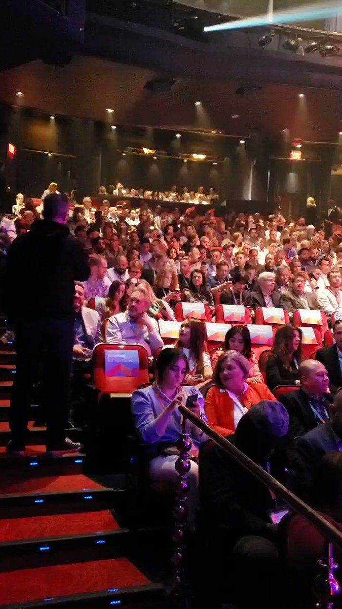 magento: A packed house in General Session 1 at #MagentoImagine! https://t.co/Pf3kAc8XOO