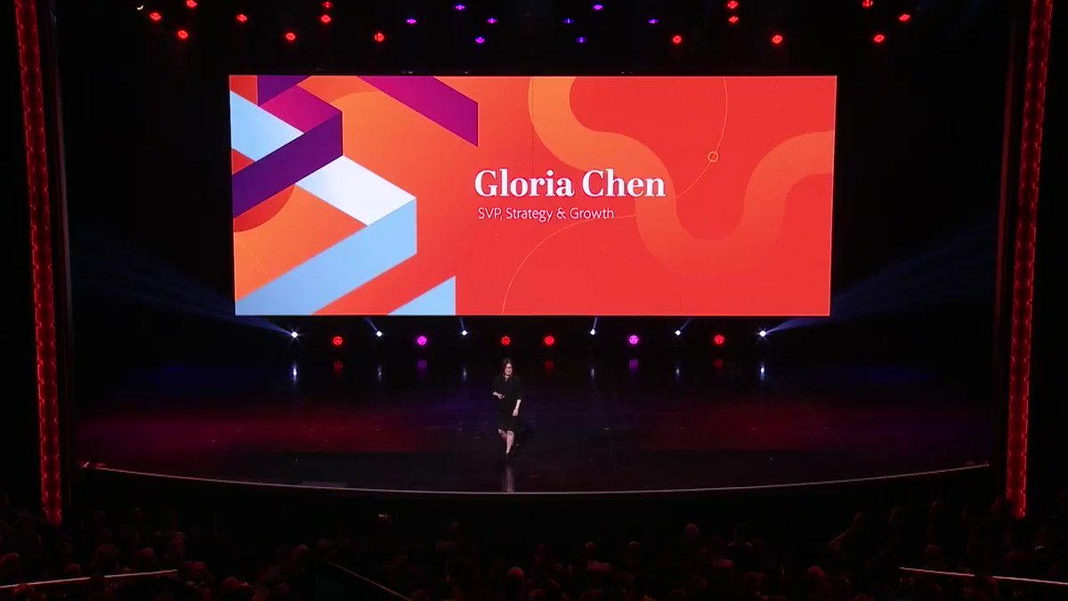 AdobeExpCloud: Magento is second to none for experience-driven commerce. @GloriaTChen https://t.co/uPWByHdZTv #MagentoImagine https://t.co/yfJYRYF9X7