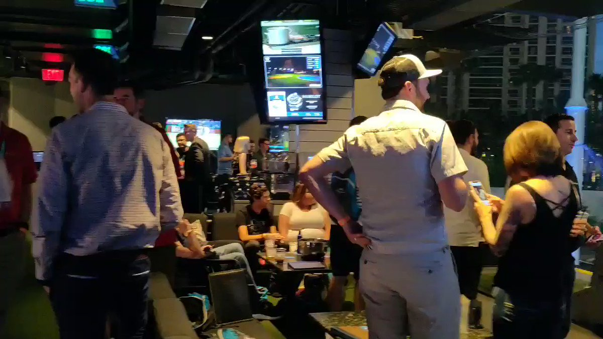 nexcess: The #NexcessLive  Topgolf party is in full swing! Teeing off Monday night of #MagentoImagine in style! https://t.co/qEUjwJGPfH