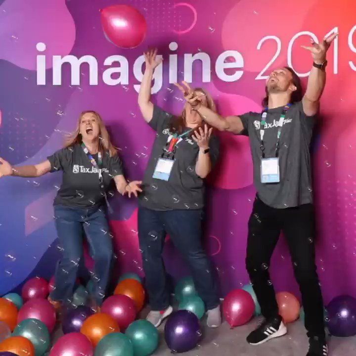 TaxJar: That's a wrap on #MagentoImagine. What a great few days it's been! #TaxJarPlus https://t.co/FQnnL3VXBo